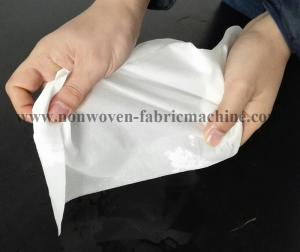 China Biodegradable Recyeled Linen Like Guest Towels Environment Friendly on sale