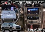 Lsailt Android 9.0 Car GPS Navigation Video Interface for Lexus GX460 GX 2013-2020 with 3GB RAM Youtube Waze Carplay