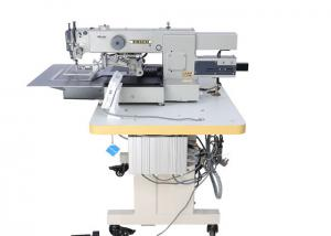 China Thread Automatic Industrial Sewing Machine For Shoes / Bags Easy To Use on sale