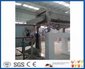 China 2000 kg / Hour Date Fruit Juice Processing Line Fruit Juice Making Machine supplier