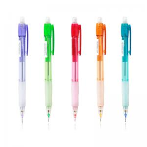 China Plastic Body And HB Lead Plastic Mechanical Pencil ECO-Friendly OEM Printing on sale