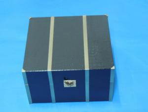 China Eco-friendly Wood Jewelry Boxes Printing Service Pantone Color Offset on sale