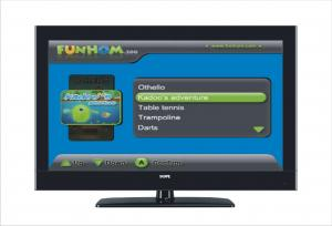 China Somatosensory Games TV - SPD4286 Series, Available with 42-inch Screen  on sale