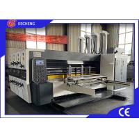 China 2 Color Automatic Flexo Printer Slotter Machine on sale