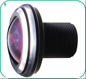China 190 Degree Wide Angle Cctv Board Lens ,  Zoom Lens Sports CCTV Camera Lens on sale