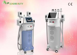 China 220V zeltiq equipment cryolipolysis slimming machine with cavitation on sale