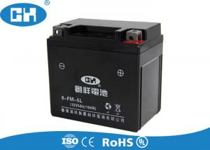 China Durable High Amp Motorcycle Battery , Harley Davidson Motorcycle Battery on sale