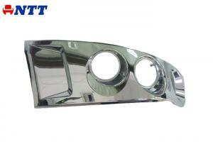China Single Cavity Mould Silver Truck Chrome Plating Part Chrome Bezel RH LH on sale