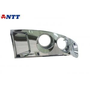 China Sola LH el derecho del bisel de Chrome de la pieza de la galjanoplastia de Chrome del camión de la plata del molde de la cavidad on sale