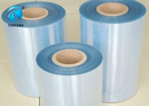 China Multiple Extrusion Heat Shrink Film Rolls , industrial shrink wrap rolls on sale