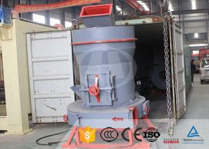 China Small Vertical Roller Mill Raymond Crusher For Grinding Barite Calcite Limestone on sale