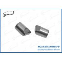 Tungsten Carbide Button Bits / Cemented Carbide Tips For Mining Tools Or Oil Field Drilling