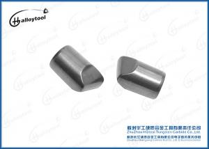 China Tungsten Carbide Button Bits / Cemented Carbide Tips For Mining Tools Or Oil Field Drilling on sale
