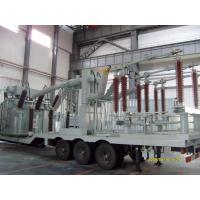 16kv Prefabricated Mobile Transformer Substation Electrical Power Substation