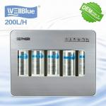 Alkaline UF Mineral Water Filter Machine Eco Friendly For Home / Restaurant Use