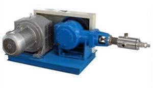 China Blue Color D130L20-200 Air Diaphragm Pump For Oxygen Plant , Long Life on sale
