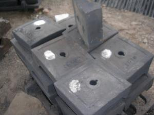 China steel precision casting on sale