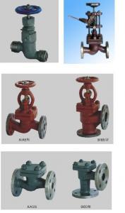China Marine valve: stop valve, stop check valve, check valve, gate valve, butterfly valve, sea valve, storm valve on sale