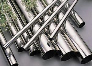 China OD 8 - 108mm Stainless Steel Pipe For Mechanical Structure / Building on sale