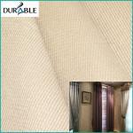 tela de materia textil no tejida de la tela blanca de la cortina de China