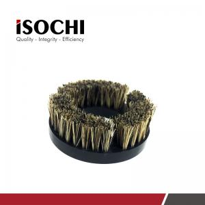 China Zhitong Tianqi PCB Router Machine Brush Bristle Brown Pig Bristle OD 40MM on sale