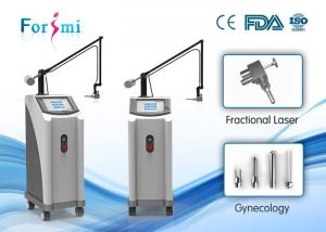 China Best selling machine,aqualified medical device supplier,ISO,CE approved Fractional CO2 Laser Machine on sale
