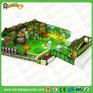China Jungle theme Top Sale Party Indoor Playground, Fun Indoor Games Center indoor play centre equipment for sale on sale