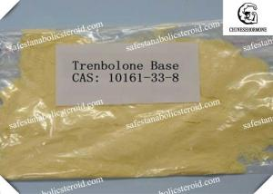 Quality Tren Base Trenbolone Steroid Light Yellow Crystal Powder Trenbolone Base for sale