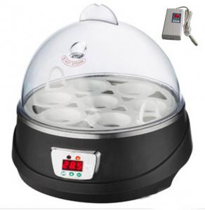 China Energy Saving 7 eggs incubator for chicken eggs for sale on sale