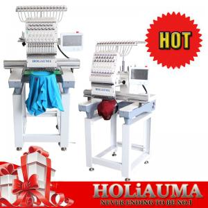 China New technology one head high speed barudan embroidery machine on sale