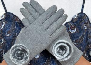 China Warm Super Soft Phone Friendly Gloves , Texting Winter Gloves With Smart Touch  on sale