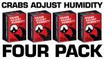 Usted necesita poseer tarjetas contra humanidad para utilizar esta extensión
