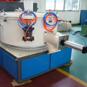 China Low Speed Heating Cooling Mixer , Pvc Compounding Machine SHL-2000A on sale