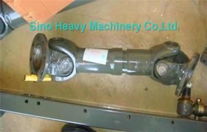 China Propeller Shaft Truck Spare Parts AZ9114310126 with CCC Certificate on sale