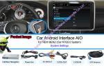China Multi Language Navigation Box Android Auto Interface DVD Headrest Monitors wholesale