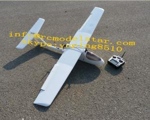 China Eagle Radio Controlled FPV Model Sailplanes Of Fiber Glass Fuselage on sale