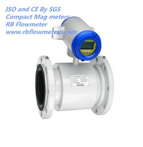 China RBEF Electromagnetic Flow meters, Magmeters, flow meter on sale