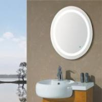 China Big size led wall mirror in bathroom on sale
