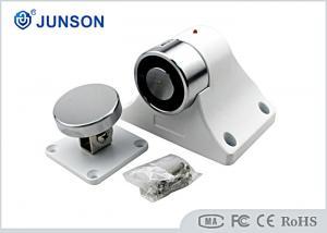 China Dia 50mm Floor Mounted Magnetic Door Holder , Fire Alarm Door Holder JS-H36A on sale