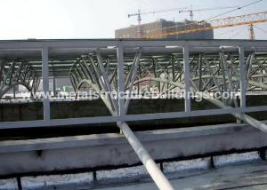 China fabrication and erection of steel trusses ,portal construction with large Span on sale