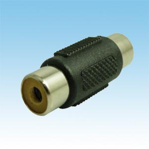 China RCA Female to RCA Female Connector on sale