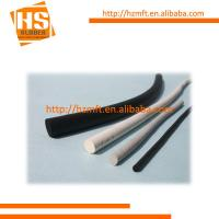 China EPDM foam rubber cord,rubber rod on sale