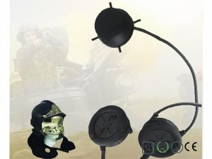 China Military Bone conduction tactical headset on sale