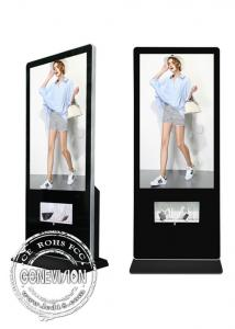 China 55 inch indoor display WIFI Digital Signage advertising mobile phone charger on sale