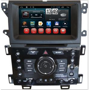 China 2Din 8 Inch For DVD Navigation System For Ford Taurus / Phonebook on sale