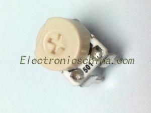 China 500 Ohm Trimmer Potentiometer for sense light on sale