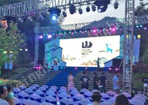 China Adaptable Sized, Economical, Mobile High Precision Outdoor Rental Led Screen P4.81 for Public Events on sale