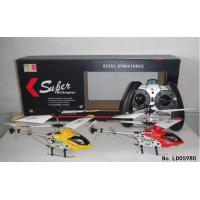 China HOT! 3.5 channels metal R/C helicopter with light, RC toy,RC heli,Mini helicopter on sale