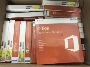 Multi-language Office 2016 Pro Plus 32bit 64Bit DVD Online