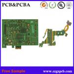 Flexible printed circuit FPC flexible pcb FPCB free sample with CE FCC ROHS UL certification